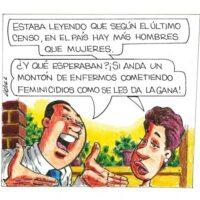 Caricatura Rosca Izquierda – Diario Libre, 11 de Diciembre, 2020