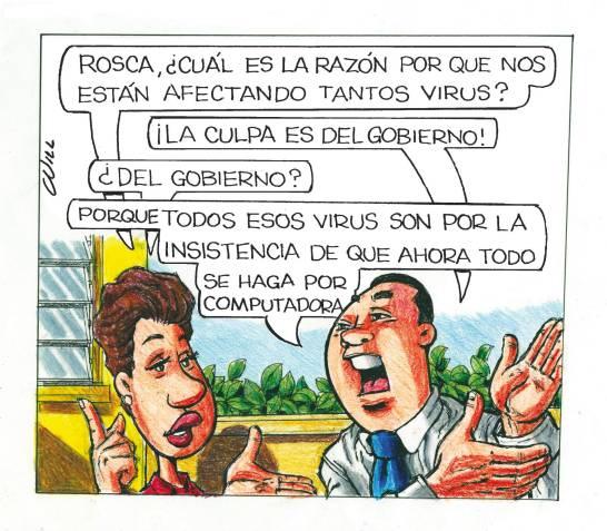 Caricatura Rosca Izquierda – Diario Libre, 21 de Diciembre, 2020