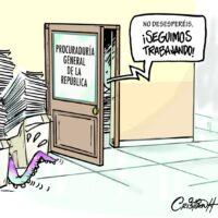 Caricatura Cristian Caricaturas – El Día, 08 de Enero, 2021