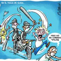 Caricatura Cristian Caricaturas – El Día, 11 de Enero, 2021