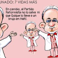 Caricatura El Caribe – Mercader, 11 de Enero, 2021