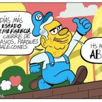 Caricatura Jarúl – 30 de Diciembre, 2020