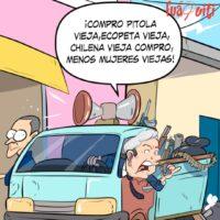 ¡Compro to'! – Caricatura Fuaquiti, 24 de Marzo, 2021