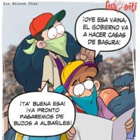 ¡De Buzos a Albañiles! – Caricatura Fuaquiti, 21 de Marzo, 2021