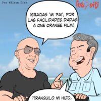 ¡Gobierno de Película con Vin Diesel! – Caricatura Fuaquiti, 29 de Marzo, 2021
