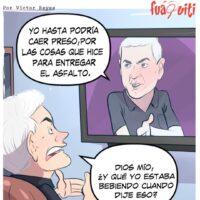 ¡Gonzalo Chivo! – Caricatura Fuaquiti, 18 de Marzo, 2021