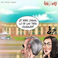 ¡A la calle no hay quien la calle! – Caricatura Fuaquiti, 18 de Marzo, 2021