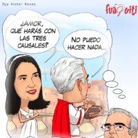 ¡Las Tres Causales! – Caricatura Fuaquiti, 21 de Marzo, 2021