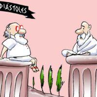 Caricatura El Caribe – Mercader, 05 de Marzo, 2021