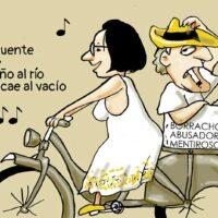 Caricatura El Caribe – Mercader, 08 de Marzo, 2021