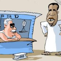 Caricatura El Caribe – Mercader, 11 de Marzo, 2021