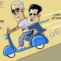 Caricatura El Caribe – Mercader, 12 de Marzo, 2021