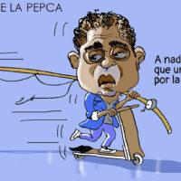 Caricatura El Caribe – Mercader, 13 de Marzo, 2021