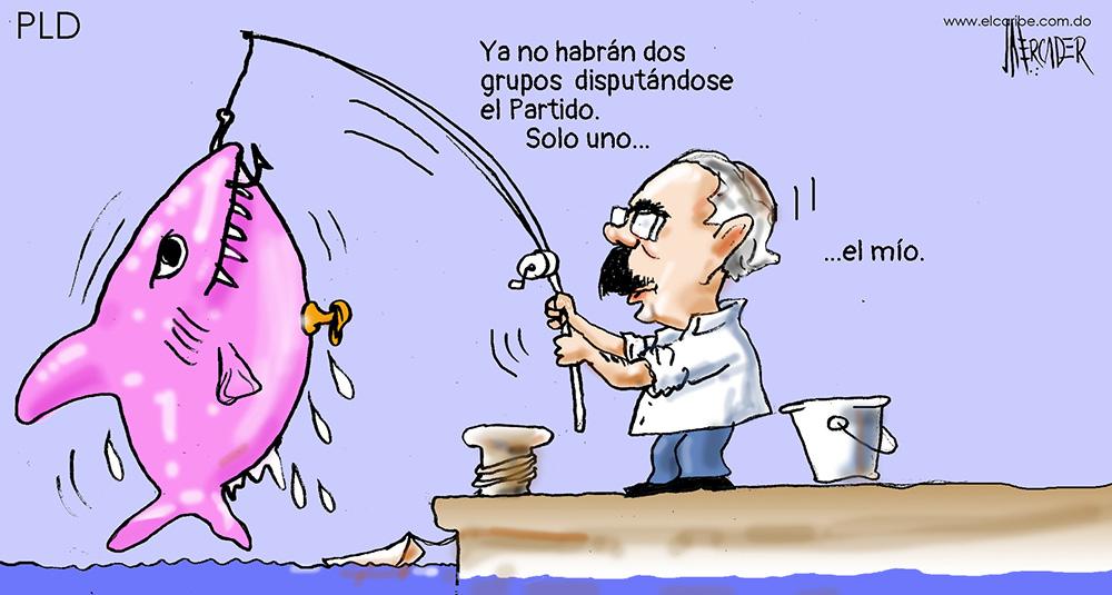Caricatura El Caribe – Mercader, 17 de Marzo, 2021