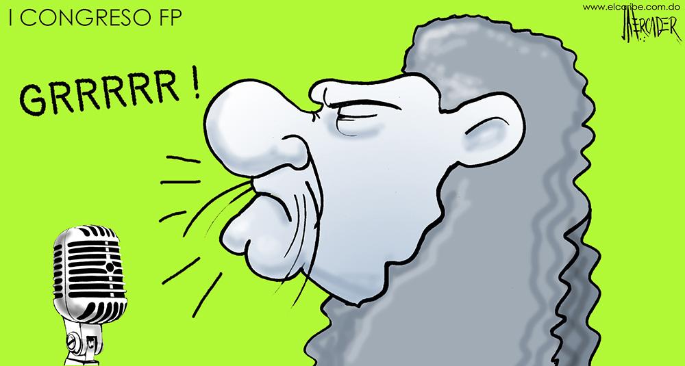 Caricatura El Caribe – Mercader, 23 de Marzo, 2021