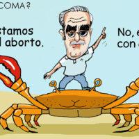 Caricatura El Caribe – Mercader, 24 de Marzo, 2021