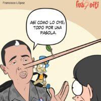 ¡'Ta Bien Pinocho! – Caricatura Fuaquiti, 07 de Abril, 2021
