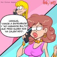 Ay amiguissss hay – Caricatura Fuaquiti – 16 de Abril, 2021