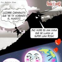 Ay more salió huyendo – Caricatura Fuaquiti – 26 de Abril, 2021