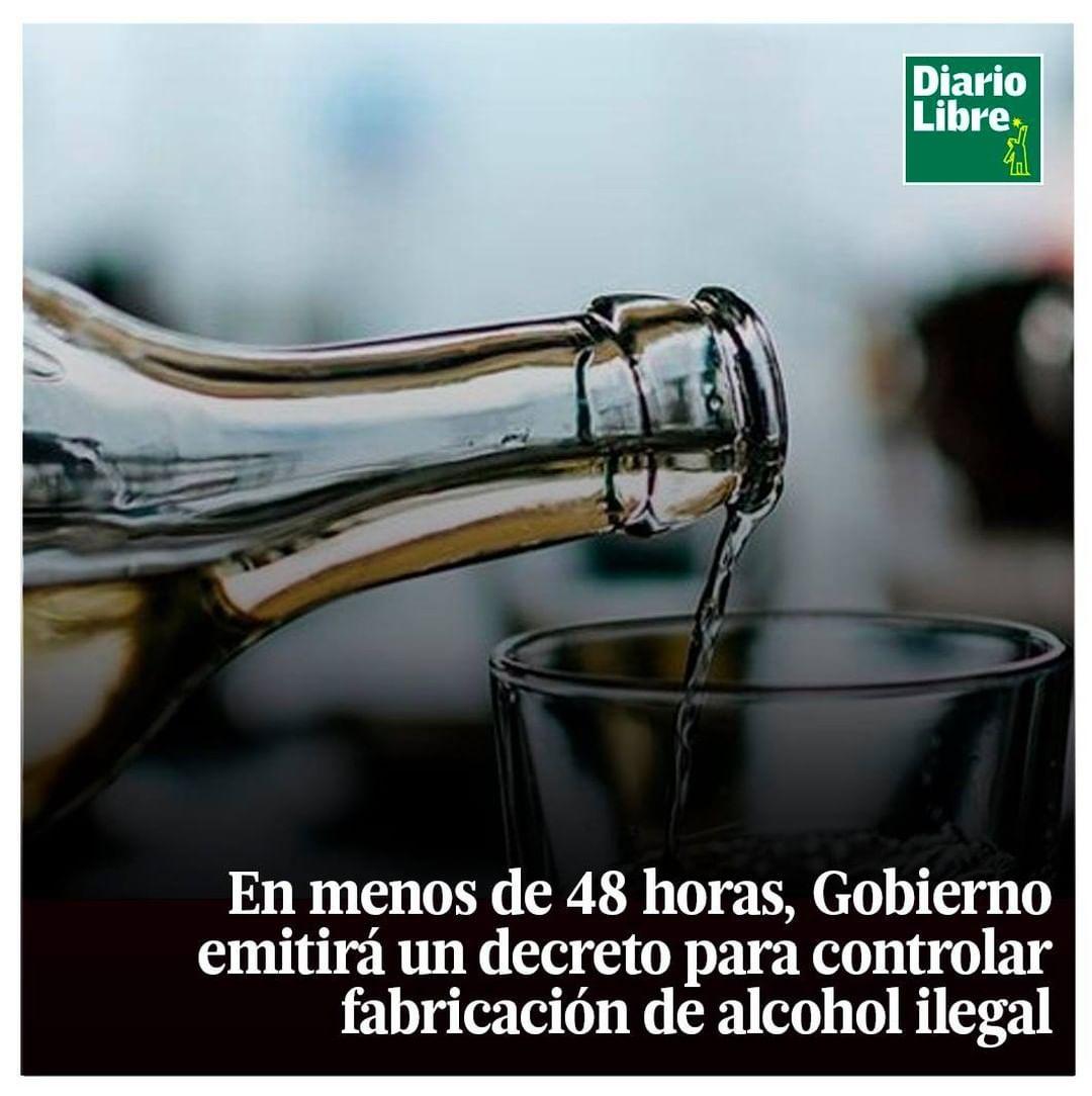 Bebidas Alcohólicas, Diario Libre, 26 de Abril, 2021