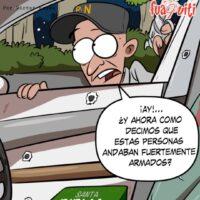 No se van a salir con la suya – Caricatura Fuaquiti, 03 de Abril, 2021