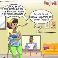 Pero no te escondas Danilo – Caricatura Fuaquiti, 03 de Abril, 2021